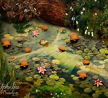 Ophelia by Smudgers Art