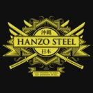 Hanzo Steel by heavyhand