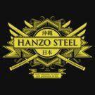 Hanzo Steel by heavyhand