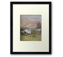 Above Grasmere from Allan Bank, Cumbria Framed Print