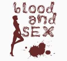 BLOOD&SEX H++ CLOTHING by MekNasty