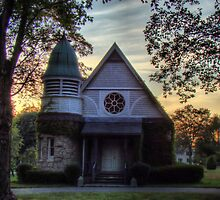 Laurel Hill Chapel by Carrie Blackwood