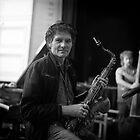 The Saxophonist Neill Duncan by Joe Glaysher