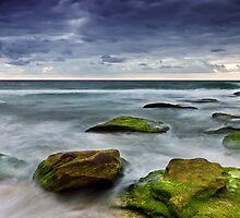 Sullen Dawn by Mark  Lucey
