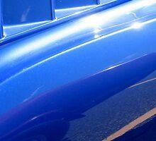 iPhone Case ~ Mustang Fastback by Debbie Robbins