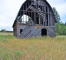 Washington Barn by JasPeRPhoto