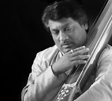 Dr. Ashok Huggannavar: The vocalist by Dinni H
