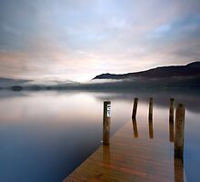 Misty Stillness by Jeanie
