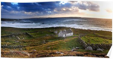 Bloody Foreland, Co. Donegal - Ireland by Stefan Schnebelt