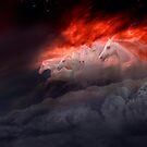 Fiery Gallop by Igor Zenin