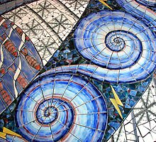 Pretty Abstract Mosaic by MidnightMelody