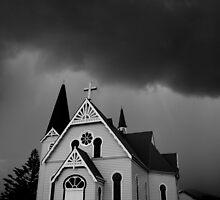 Penguin Church by Kelly Slater