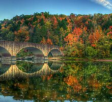 Spanning the Cumberland by James Hoffman