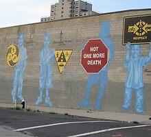 Brooklyn Respect by Mark Roon-Reitmeier