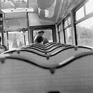 Bus Interior (Late 1970s) by Artberry
