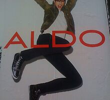 Aldo Swinging by Mark Roon-Reitmeier
