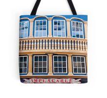 Aft End Window Tote Bag