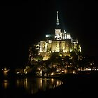 The Magic of Mont St.Michel by cullodenmist