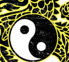 Leroy Green's School of Kung Fu Sticker