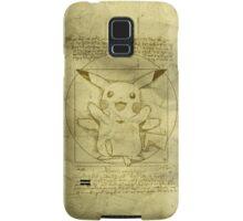 Vitruvian Mon Samsung Galaxy Case/Skin