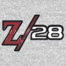 Chevy Camaro Z/28 Logo Emblem by KlassicKarTeez