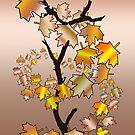 Fall by Kezzarama