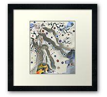 Bright Snowy Day Framed Print