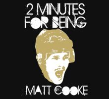 2 Minutes For Being Matt Cooke by sabrinasinbin