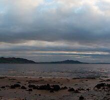 Buncrana Coast Panorama by Sarah Cowan
