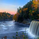 Upper Tahquamenon Falls  by Megan Noble