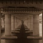 Mapo Bridge, Seoul, Korea by Dean Bailey