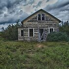 Saskatchewan Farm House #2 by JasPeRPhoto