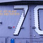 CVN-70 by Eric  Neitzel