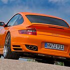 Cargraphic 911 Turbo by supersnapper