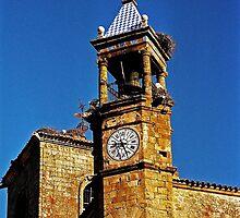 Iglesia de San Martin - Trujillo by Juergen Weiss