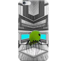 The Visitor _ I Phone Case iPhone Case/Skin