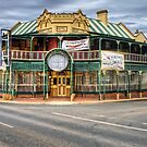 Mount Lyell Hotel by Crowmanic