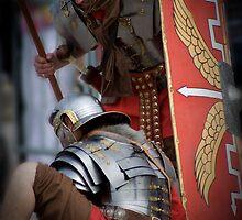 Roman Soldiers  by mariocassar