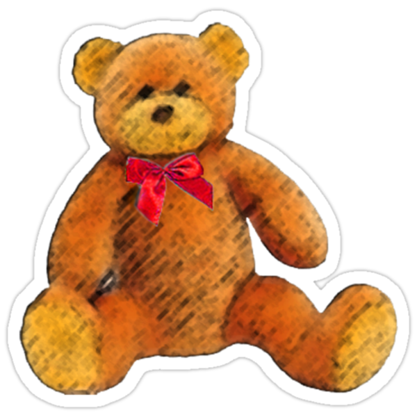 Teddy Bear C= by LUUUL