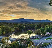 Catskill Moutains Range by beinbalance