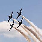 Heavy Metal Jet Team by SuddenJim