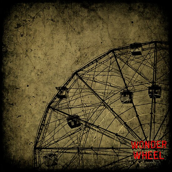 Wonder Wheel by Evelina Kremsdorf