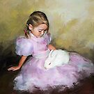 White Rabbit by Helen Chierego
