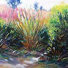 the wild vegetation by Roman Burgan