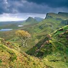 Mystical Quiraing by EvaMcDermott