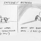 internet bizarro by Loui  Jover