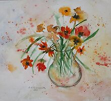 BOUQUET SPRING MAGIC  by eoconnor