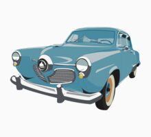 1951 Studebaker Commander - Bullet-Nose by randomness