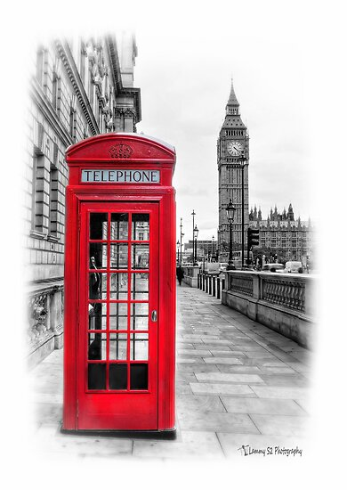 The Phone Box by Mark  Swindells