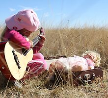 A Song For My Doll...  by Qnita